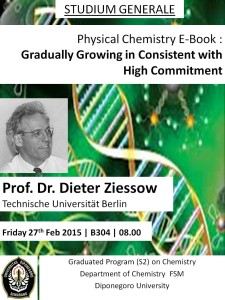 Dieter Ziessow-Physical Chemistry E-Book
